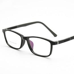 blaue mondbrille Rabatt Brillengestell Männer Frauen Brillen Computer Optische Junge Studentin TR90 Brillengestell Für Männliche Klare Linse