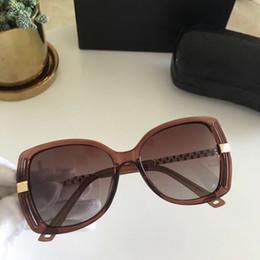 210a4f83550291 2019 lunettes de soleil havane chanel ch8108 Lunettes de soleil rondes pour  dames Carlina 2019 Havana