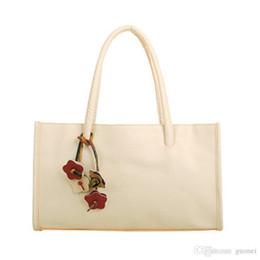 Handtasche farbblock online-Pop Tideing Nizza Billig Produkte Frauen Leder Handtasche Frauen Messenger Vintage Kleine Schulter Candy Farbe Blume Block Tasche 8 Farben