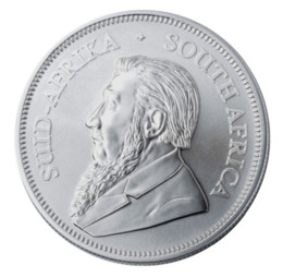 NEU * 2019 Südafrika 1 Unze Silber Krugerrand 1 Rand Münze, 40 * 3mm, FYNSILWER 1 Unze FEINE SILBER R1 MÜNZEN, freies Verschiffen von Fabrikanten