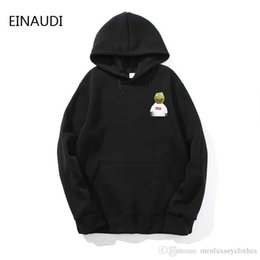 39bb3b87caaec6 frosch hoodie Rabatt Mens SUP Little Frog Printed Designer Hoodies Herbst  Mit Kapuze Frühling Lässige Hiphop