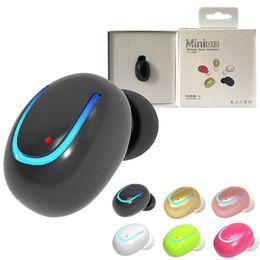 Q13 Mini Bluetooth Écouteurs Casque Casque Sport Bluetooth 4.0 Écouteurs intra-auriculaires sans fil pour IPhone 8 Plus avec le paquet de détail ? partir de fabricateur