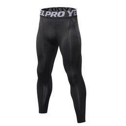pantalón para hombre sexy Rebajas 2019 Mens Joggers Sexy pantalones ajustados hombres pantalones de compresión hasta el tobillo pantalones masculinos pantalones de chándal ocasionales flacos M-XXL
