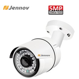 5mp hd mini camera Coupons - Jennov 5MP HD H.265 Video Surveillance For CCTV Mini Outdoor IP Cam POE Security Camera P2P ONVIF Baby Monitor Night Vision