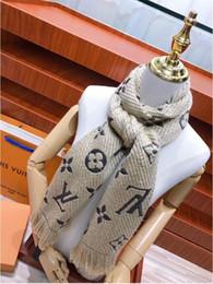 Deutschland 2020 Großhandel Schal Mode Damen Seidenschal weichen gedruckten Schal Schal Foulard Frau lange frei versendende Größe à 70x180 cm Schal Bandana Luxus Versorgung