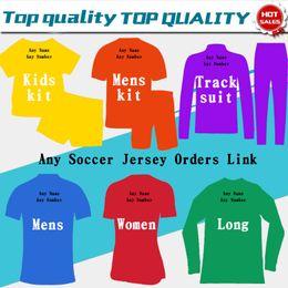 Camisola de futebol 19 20 Camisas de futebol crianças mulher treino de treino camisola dos homens Jérsei de Futebol Clientes Ordem jaqueta de Ligação de