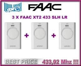 2019 usb telecomando htpc 3PCS FAAC XT2 868 SLH LR Telecomando per porta 868.35MHz Telecomandi FAAC 868.35MHz