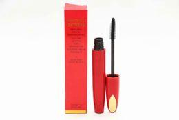 Trucco nero rosso online-Alta qualità, trucco cosmetico di marca Makeup Mascara Inimitabile Extreme Black VOMULE Tubo rosso / bianco Cosmetici drop shipping