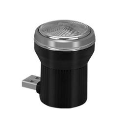 Canada Mini rasoir USB téléphone Android rasoir portable cadeau créatif voiture rasoir 16,0 cm * 7,5 cm * 16,0 cm rasoir électrique Offre