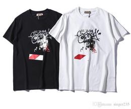 69fa18509aa summer women Europe Luxury Brand Graffiti printing letter women bur shirt t  shirt female t-shirt Designer Top Quality Women t shirt