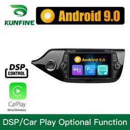 2019 land kreuzer gps bildschirm Android 9.0 Octa Core 4 GB RAM 64 GB ROM Auto DVD GPS Navigation Multimedia Player Autoradio für Kia Ceed 2013 2014 2015 Hendunit