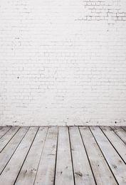 tela de foto preta Desconto Laeacco Fotografia Cinza Parede De Tijolo Cenário Photographic Backgrounds Para Photo Studio Photo Booth Boneca Bebê Festa Retrato