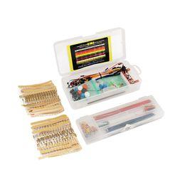 des entrées pour Promotion Keyes electronics kit de démarrage electronica kit components Basic 501C pour Arduino Electronic Hobbyists