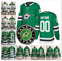 Argentina Cualquier nombre Dallas Stars # 91 Hockey 14 Jamie Benn 47 Alexander Radulov 3 John Klingberg 30 Ben Obispo Roope Hintz Esa Lindell Jerseys cheap alexander radulov jersey Suministro