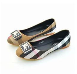 Super pantoffeln online-Neue Marke Mode flache Schuhe für Frauen Kinder super bequeme Frauen flachen Schuh Outdoor Casual Slipper Schuhe 35-42