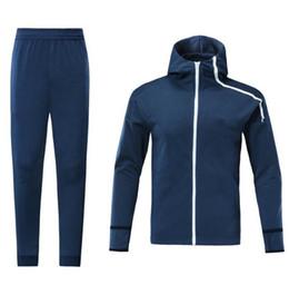 2018 футбольная куртка Man U Juventus Real Madrid Бавария балахон тренировочный костюм спортивный свитер футбол спортивная одежда от