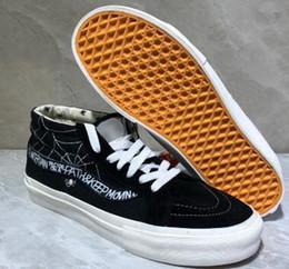 4d03c16dfea0a3 Frauen Männer bello Unisex Spider Skate Scarpe 208 Nero Schuhe