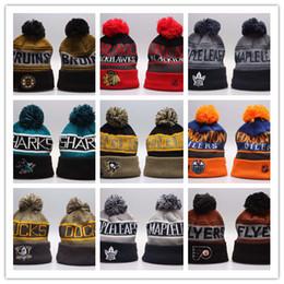 2019 зимняя шапочка для мужчин вязаная НХЛ шерстяная шапочка Gorro Bonnet с San Jose Sharks Beanie Boston Bruins Pittsburgh Penguins зимняя теплая шапочка от