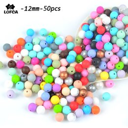 Beads Able Lets Make Silicone Teething Rose Flower 3d Baby Accessories 50pc Diy Crafts Round Beads Kids Toys Baby Silicone Beads Nursing