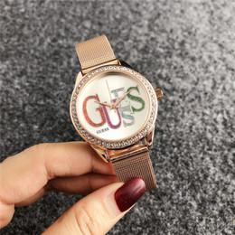 2019 Luxo Famoso michael Mulheres Rhinestone Relógios de luxo de moda vestido m k Ladies Watch kor Dial Man saco DZ GUESSity pandora Watches0285 de Fornecedores de cosplay rainha