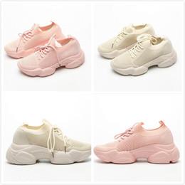 дешевые женские старые daday кроссовки женские дизайнерские вязаные сетки летают розовые кремовые кроссовки кроссовки женские кроссовки женские кроссовки supplier pink cream shoes от Поставщики розовые кремовые туфли