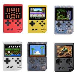 2019 игровая консоль Консоль для видеоигр 8-битная мини-карманная портативная игровая приставка может хранить 168 классических игр лучший подарок для ребенка ностальгический плеер дешево игровая консоль