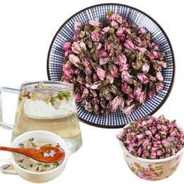 chá doce chinês Desconto Nova flor de chá chinês flor de pêssego fresco premium secas pêssego bud a granel flor de pêssego cuidados de saúde