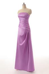 2020 Ucuz Straplez Mermaid Gelinlik Kolsuz Lace Up Abiye giyim Sayısı Tren Afrika Vestidos Kokteyl Parti Elbiseleri TJ006 cheap strapless lace evening gowns nereden askısız dantel önlük tedarikçiler