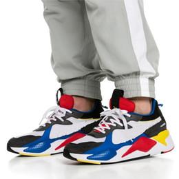 2019 Brand Transformers X P M RS-X Nuevo Casual para hombre Zapatos para correr Cuatro colores Naranja Diseñador de moda Aire libre Entrenamiento deportivo Zapatillas desde fabricantes