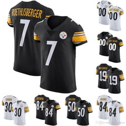 d3e5e5f8e Discount juju smith schuster jersey - 7 Ben Roethlisberger Pittsburgh 30 James  Conner 19 JuJu Smith