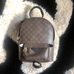 2020 mochila mochila bolsa mochila Designer para as mulheres de moda em couro mochila no ombro saco bolsa de Palm Spring presbyopic mini-mochila telefone saco do mensageiro bolsa mochila mochila bolsa barato