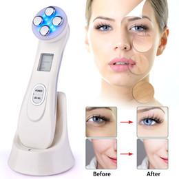 Argentina Dispositivo antienvejecedor del cuidado de la belleza de la terapia del fotón de RF del ccsme RF de la elevación de cara Suministro
