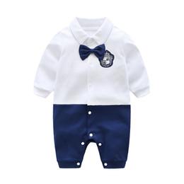 8fdb5cf6e1 2019 Ropa Recién Nacido Bebé Niño Mangas Largas Mameluco Algodón Niño  Infantil Ropa Dibujos Animados Recién Nacido Bebé Niños Mono Carters Niños  Top