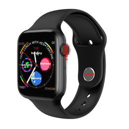 2019 apro smart watch IWO 10 Smart Watch Мужчины 1.54 дюймов IWO 10 Clock44mm Smartwatch Женщины Пульсометр ЭКГ Шагомер Для IOS Android
