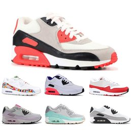 a1b511e054 banderas blancas negras Rebajas Nike air max 90 Barato Diseñador 90 de lujo  para hombre zapatos