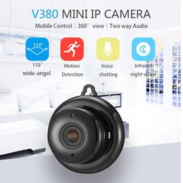 Kleine monitore online-Mini WiFi Kamera HD Wireless IP P2P Kamera Kleine Micro Cam Bewegungserkennung Nachtsicht Home Monitor Security Camcorder