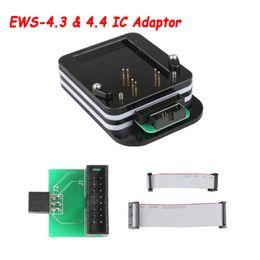 2019 x programador de herramientas 4.4 Adaptador caliente IC-EWS 4.3 (no es necesario Wire Bonding) para X-PROG o AK90 y programador del compilador herramienta de diagnóstico auto R270 x programador de herramientas baratos