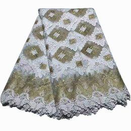 Mais recente de alta qualidade africano tecido de renda de tule 2018 com pedras tecidos de renda nigeriano para o casamento de Fornecedores de jaqueta de seda verde