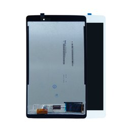 pad-montage Rabatt Für lg g pad v521 v525 lcd display monitor touchscreen digitizer glass panel assembly mit kostenlosem tool