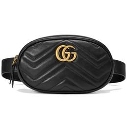 2019 pulseras de oro blanco 24k Bolsos bolsos del mensajero de hombro del totalizador del cuero Crossbody bolso monedero clásico de 2019 mujeresGUCCIbolsos de embrague G7735