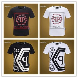 0c13f1123c3 19ss the summer Mens Cotton t-shirts German Brand enriched t shirts collar  European Alec Monopoly Short Sleeve ROUND NECK men NEW Tee