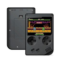 consola portátil consola Rebajas Retro Mini juegos de video portátiles Consolas de juegos portátiles Jugador de 3,0 pulgadas Pantalla LCD Consola de juegos de bolsillo Bulit en 168 juegos para niños