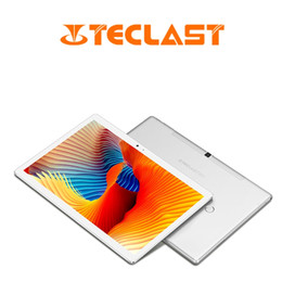 mtk6582 compresse rom Sconti Teclast T20 Helio X27 Deca Core 4GB RAM 64G Dual SIM 4G Android 7.0 OS 10.1 pollici Tablet