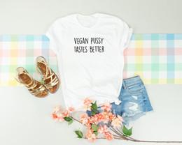 bichanos animais Desconto Vegan Cona gosto melhor t-shirt ao ar livre street style tops tumblr tees Moda Roupas animal amante roupa mulheres engraçado shrits