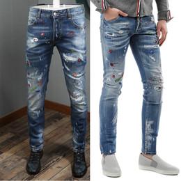 collant ricamati all'ingrosso Sconti Jeans sexy a vita bassa con stampa jeans a vita bassa abbottonati stile vintage