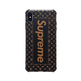 2019 Nuova cassa del telefono di lusso per Iphone 6 / 6s, 6p / 6sp, 7/8 7p / 8p X / XS, XR, XSMax Fashion Designer Case per IPhone vendita calda all'ingrosso supplier new tpu case da nuovo caso tpu fornitori