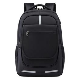 Deutschland Die wasserdichte Oxford-Stoff-Rucksack-Geschäfts-beiläufige Laptop-Tasche der neuen Männer cheap cloth laptop bags Versorgung