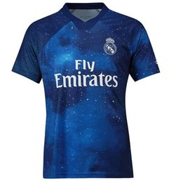 Thailand Champion league EA Sports Jerseys MARIANO Real madrid 2019 ISCO  soccer jerseys MODRIC football Kit shirt 18 19 MEN e344e9177