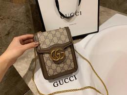 Palhaço bolsa mensageiro on-line-Coringa de moda, designer messenger bag messenger bag saco de telefone celular de couro!