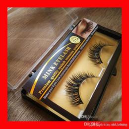 extensiones de pestañas de visón siberiano al por mayor Rebajas 2019 Hot Mink pestañas postizas maquillaje 100% visón real natural grueso falso pestañas postizas pestañas extensiones de maquillaje herramientas de belleza